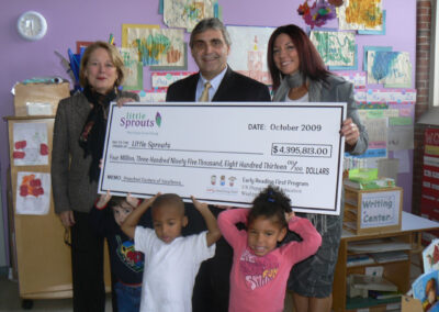 US Department of Education Preschool Centers of Excellence Award