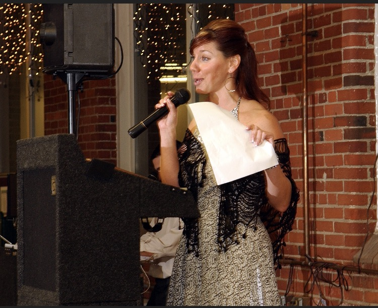 Our First Fundraiser Event at The Leadership & Literacy Foundation circa 2003
