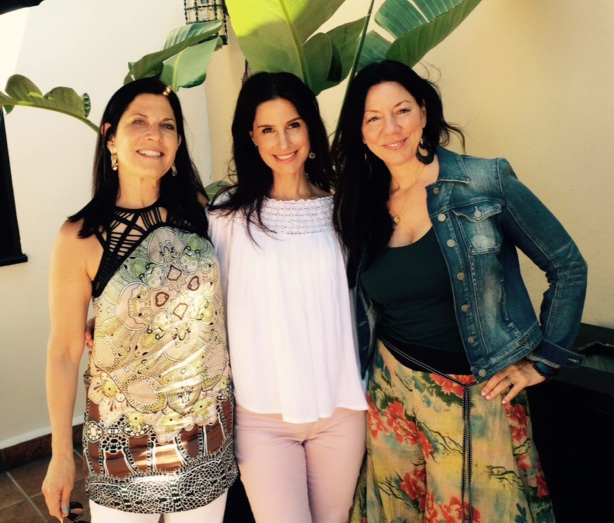 Susan with Chopra Center Partner Trista Thorp