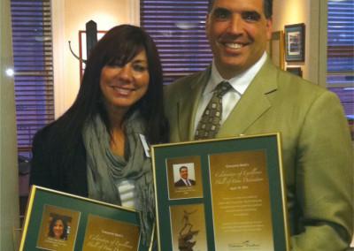 Enterprise Bank Enterprise Entrepreneur Hall of Fame Award