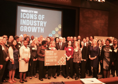 Inner City Icons of Industry Growth Award