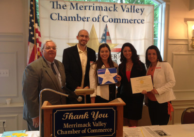 Merrimack Valley Chamber of Commerce – Best Innovative Partnership Award