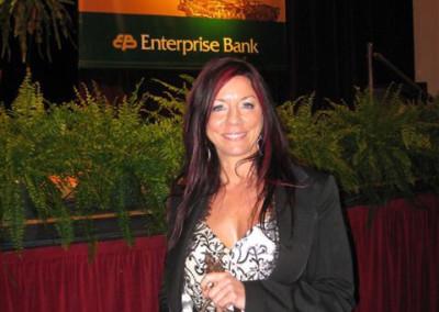 Enterprise Bank Entrepreneur of the Year Award