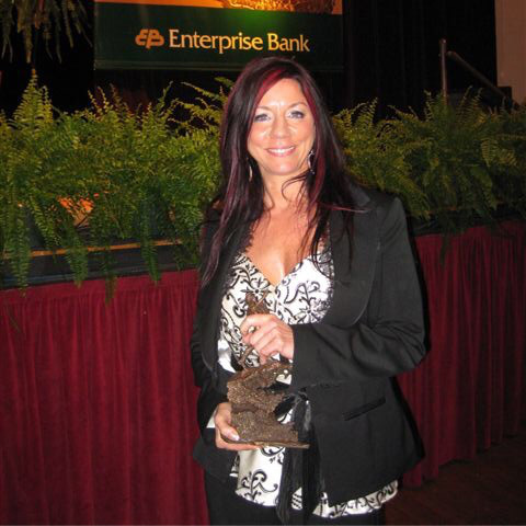 Susan Leger Ferraro - Enterprise Bank Entrepreneur of the Year