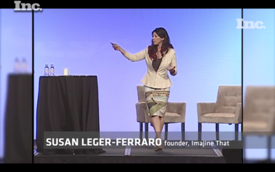 Inc.com – Susan Leger-Ferraro: How to Develop Incredible Employees – Love