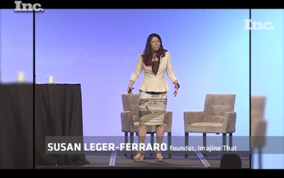 Inc.com – Susan Leger-Ferraro: How to Develop Incredible Employees – Play