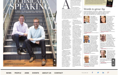 FAST 50: Entrepreneurs offer words to grow by