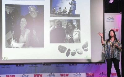 Susan Speaks to WOW Crowd at Inspirational Women's Event