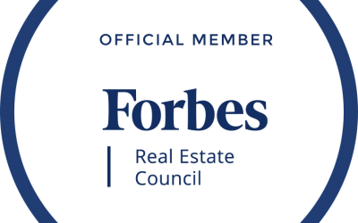 Susan Honored as Member Of Forbes Real Estate Council