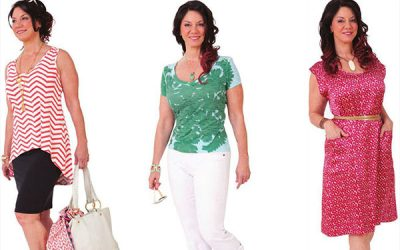 Summer Style Simplified – Susan Featured in Northshore Magazine