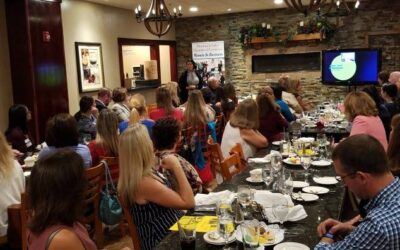 Susan Speaks at the Merrimack Valley Chamber of Commerce