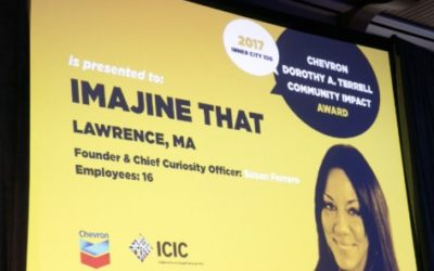 Lawrence's Imajine That among the fastest-growing inner city businesses in America