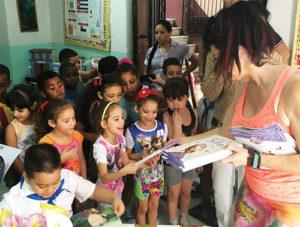Imajine That founder Susan Leger Ferraro aims to close the education achievement gap